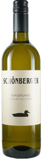 2020 Burgenland Grüner Veltliner Bio - Weingut Schönberger