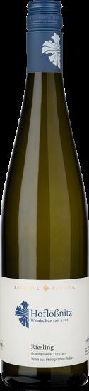 2020 Riesling trocken Bio - Weingut Hoflößnitz