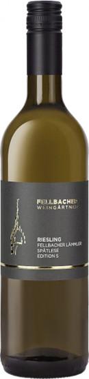 2020 Riesling >S< Spätlese lieblich - Fellbacher Weingärtner eG