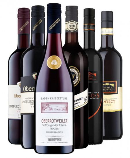 6er Probierpaket Duell Rotwein