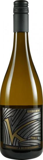2020 Chardonnay & Weißburgunder trocken - Weingut Lukas Kesselring
