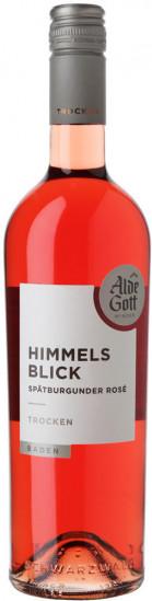 2020 Himmelsblick Spätburgunder Rosé trocken - Alde Gott Winzer Schwarzwald