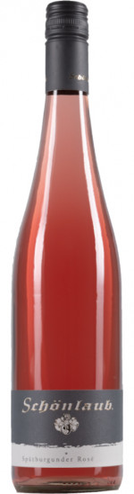 2019 Spätburgunder Rosé trocken - Weingut Schönlaub