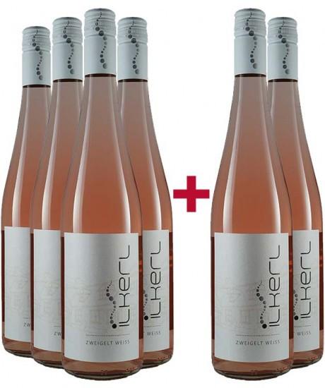 4+2 Paket Zweigelt Rosé - Weinberghof Ilkerl