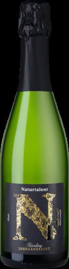 2020 Naturtalent Riesling Sekt trocken - Weingut Markus Pfaffmann