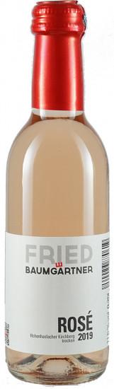 2018 Rosé trocken 0,25 L - Weingut Fried Baumgärtner