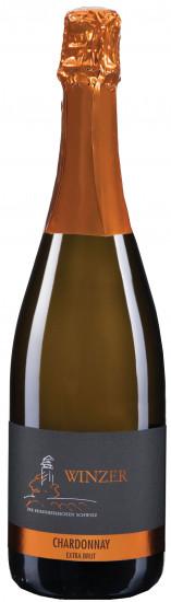 2017 Chardonnay Sekt - Winzer der Rheinhessischen Schweiz