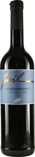 2018 Monzernheimer Dornfelder trocken - Weingut Helmut Geil