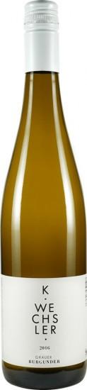 2020 Grauer Burgunder trocken - Weingut Wechsler
