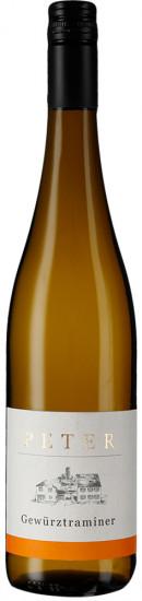 2020 Gewürztraminer Spätlese trocken - Weingut Peter
