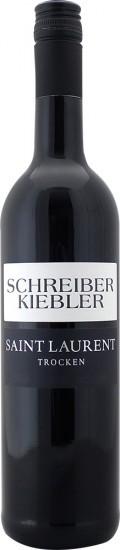 2018 Saint Laurent trocken - Weingut Schreiber-Kiebler