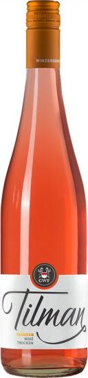 2020 Tilman Rosè Qualitätswein trocken - Winzergemeinschaft Franken eG