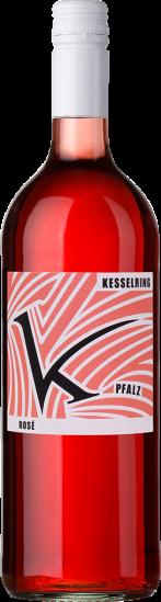 2020 Rosé halbtrocken Bio 1,0 L - Weingut Lukas Kesselring