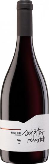2018 Pinot Noir ** trocken Bio - Ökologisches Weingut Schäfer-Heinrich