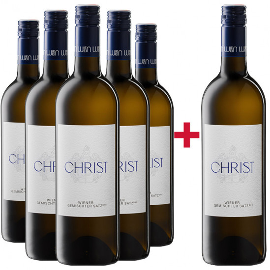 5+1 Wiener Gemischter Satz DAC Paket - Weingut Rainer Christ