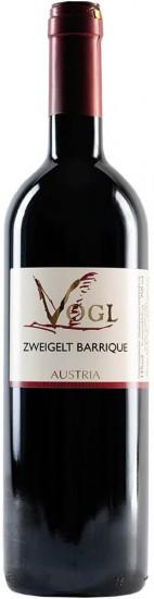 2016 Blauer Zweigelt Barrique trocken - Weingut Vogl