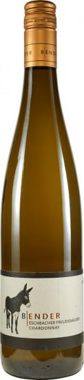2018 Freudenäcker Chardonnay trocken - Weingut Michael Bender