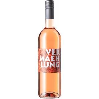 2016 Vermählung Rosé trocken - Weingut Parfum der Erde