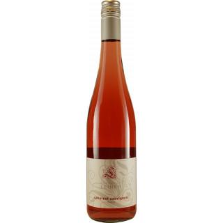 2017 Cabernet Sauvignon Rosé feinherb - Rebenhof Leiner