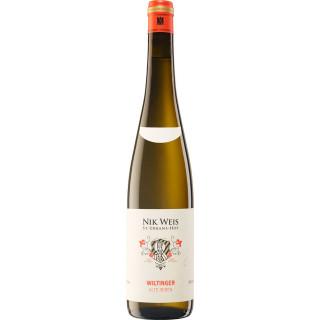 2018 WILTINGER ALTE REBEN Riesling VDP. Ortswein - Weingut Nik Weis - St. Urbans-Hof