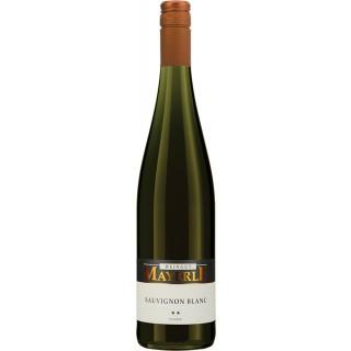 2020 Sauvignon Blanc trocken - Weingut Mayerle