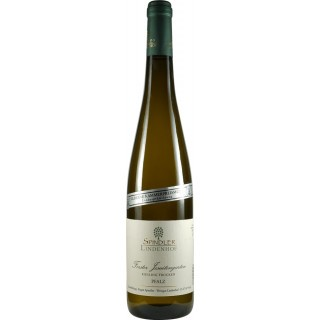 2018 Forster Jesuitengarten Riesling Qualitätswein trocken - Eugen Spindler Weingut Lindenhof