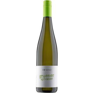 2018 gruener sylvaner organic trocken - Weingut Hiestand