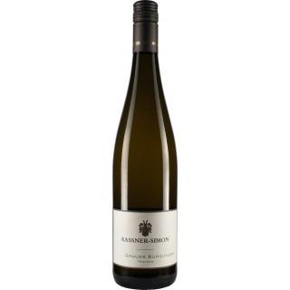 2019 Grauer Burgunder trocken - Weingut Kassner Simon