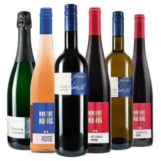 Verkostungspaket Weingut Schnell-Aisenbrey und Robert König