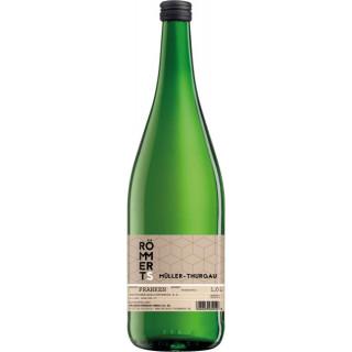 2018 Müller-Thurgau , feinfruchtig halbtrocken 1,0 L - Weingut Römmert