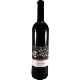 2015 Cuvée Quadriga Trocken BIO - Weingut Winfried Seeber