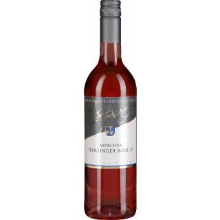 2019 Trollinger Rosé S halbtrocken - Weingärtnergenossenschaft Aspach