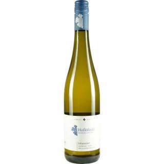 2018 Radebeuler Lößnitz Johanniter trocken Bio - Weingut Hoflößnitz