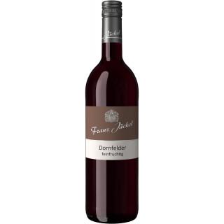 2019 Wallhäuser Backöfchen Dornfelder mild - Weingut Franz Jäckel