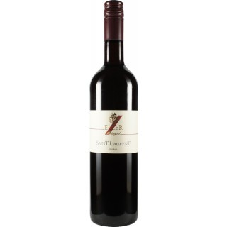 2015 Saint Laurent Rotwein Spätlese trocken - Weingut Eller