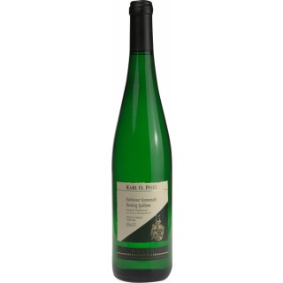 2016 Wehlener Sonnenuhr Riesling Spätlese süß - Weingut Karl O. Pohl