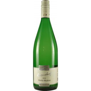 2018 Morio Muskat mild 1L - Wein- und Sektgut Rosenhof