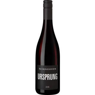 2016 Ursprung Rotwein Trocken - Weingut Markus Schneider
