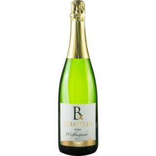 2017 Weißer Burgunder Sekt brut - Weingut Birmelin