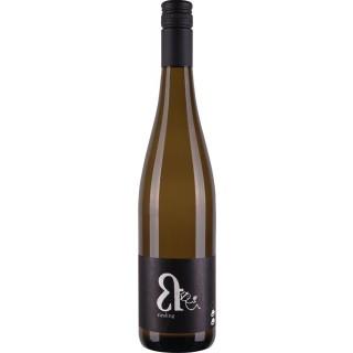 2015 Riesling Qualitätswein trocken - Weingut Lukas Krauß