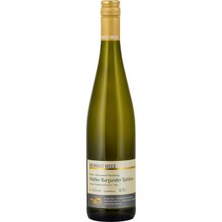 2019 Weißburgunder Nahe Kreuznacher Rosenberg Weißwein Lagenwein trocken - Weingut Mees