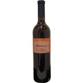 2015 St. Laurent Rotwein trocken BIO - Weingut Hemer