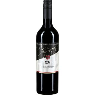 2018 Cuvée Rot feinherb - Weingärtnergenossenschaft Aspach