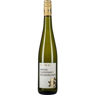 2019 Mariage Chardonnay & Weißburgunder - Weingut Hammel