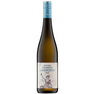 2019 Frauenländchen Weißwein-Cuvée trocken Bio - Weingut Hahn Pahlke