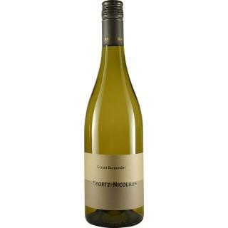 2019 Grauer Burgunder trocken - Wein- & Sektgut Stortz-Nicolaus