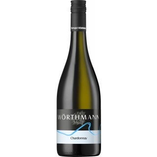 2019 Chardonnay trocken - Weingut Wörthmann