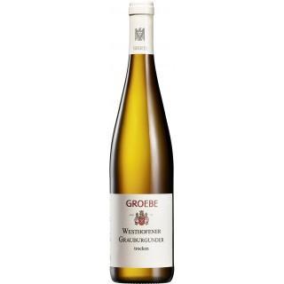 2018 WESTHOFENER Grauer Burgunder trocken - Weingut K.F. Groebe