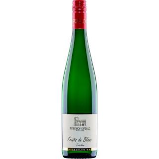 "2020 Guntersblumer ""Fruits de Blanc"" Scheurebe trocken - Weingut Burghof Oswald"