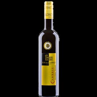 2017 Dornfelder Rotwein Classic QbA trocken - Weingut Burghof Oswald